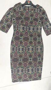 Оффис платье