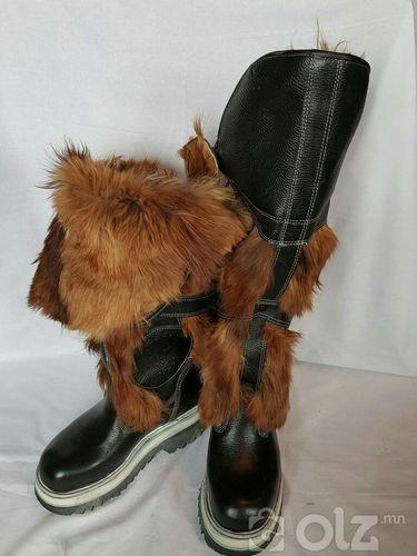 Нударгатай нохой гутал