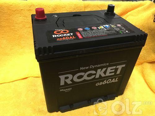 Rocket 60Ah Аккумулятор (L)