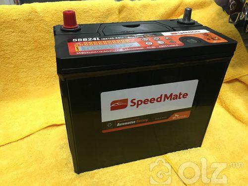 SpeedMate 45Ah Аккумулятор (L)