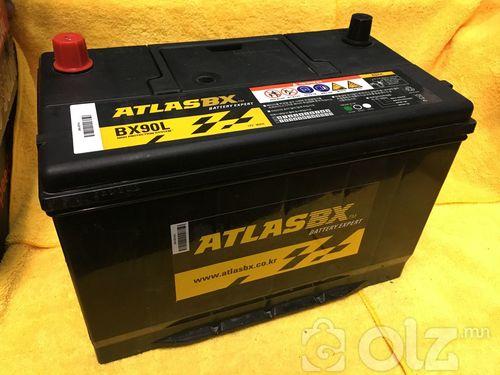 AtlasBX 90Ah Аккумулятор (L)