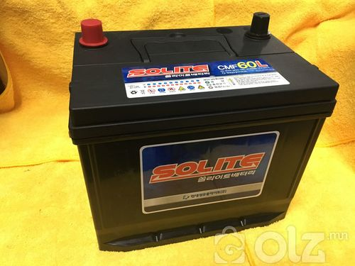 Solite 60Ah Аккумулятор (L)