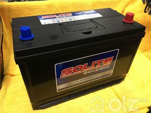 Solite 100Ah Аккумулятор (L)