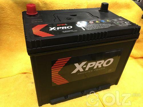 XPro 80Ah Аккумулятор (L)