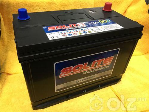 Solite 90Ah Аккумулятор (L)