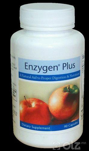 Enzygen Plus-Хоолны шингэц шим тэжээлийг сайжруулах бэлдмэл.
