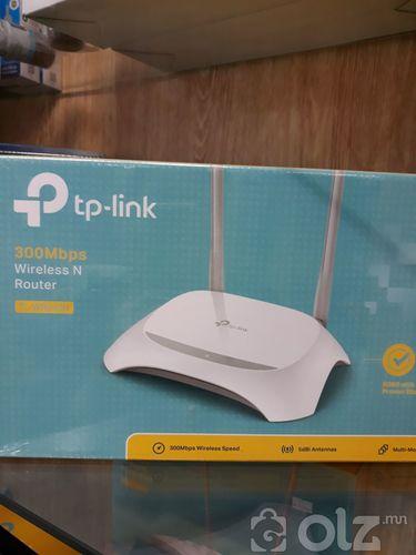2 antentai router