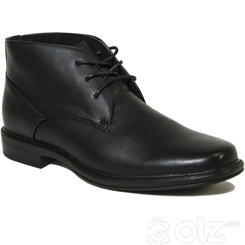 Alpine Swiss Mens Ankle Boots