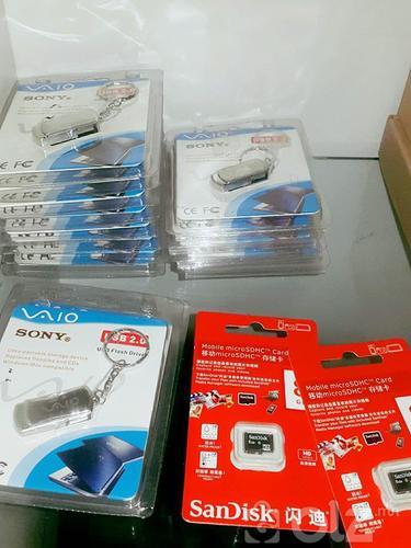 Sony flash