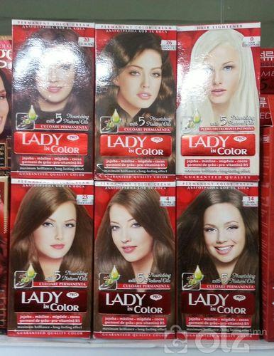 Lady үсний будаг