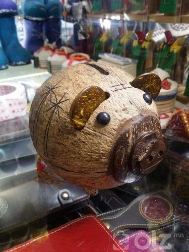 Coconut зоосны сав