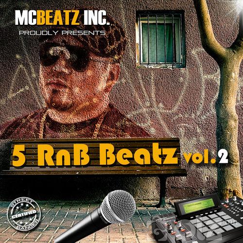 5 RnB Beatz vol.2 Цомог