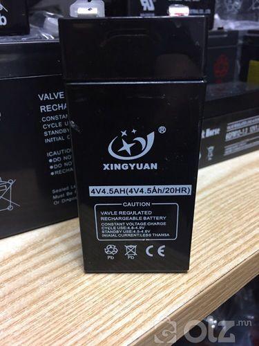 4v4.5ah batery