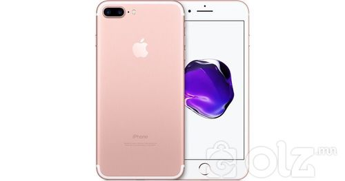 iphone7 plus rosegold