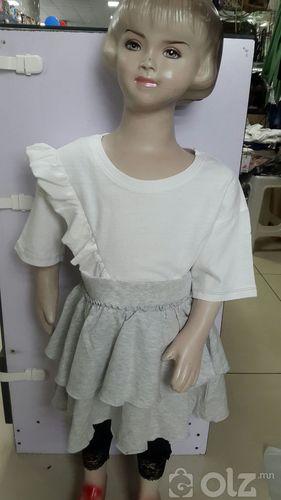 Охидын юбка