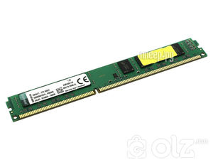 8G DDR3 Kingston 1600MHz