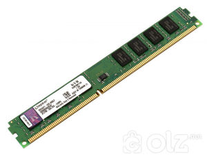 4G DDR3 Kingston 1600MHz