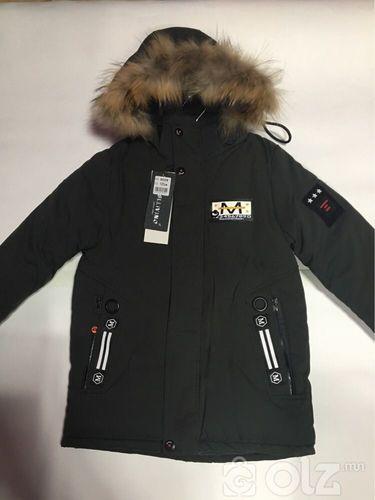 өвлийн куртка