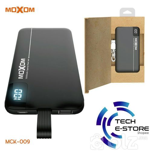 MOXOM power bank