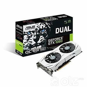 ASUS DUAL GeForce®GTX 1060-O6G