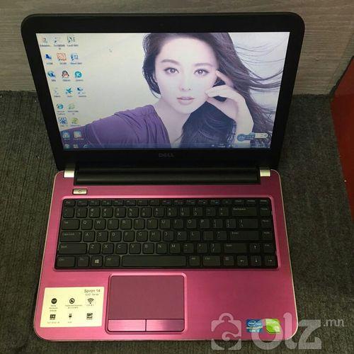 Нимгэн Dell 2gb Ge force карттай notebook