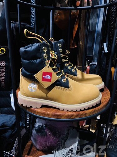 Timberland x North Face
