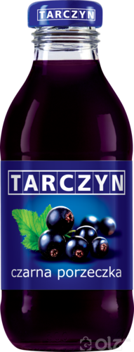 [14501] Tarczyn 0.3l Blackcurrant juice, l Cherry juice