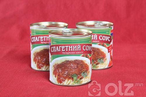 """Спагетний соус махтай"" 480гр"