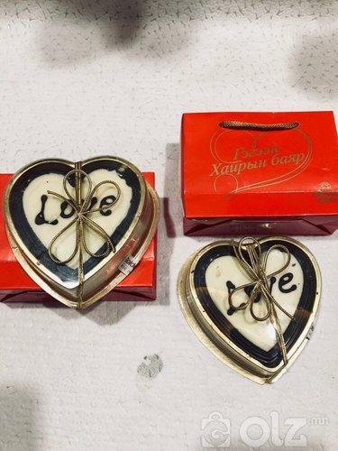 Зүрхэн шоколад