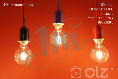 8w E27 LED гэрэл
