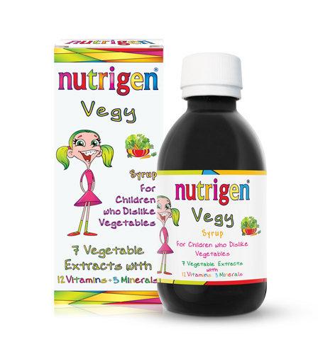 Nutrigen vegy 200ml сироп [0200105]