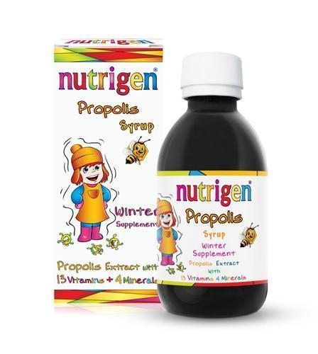 Nutrigen Propolis Syrup 200 ml [0200200]