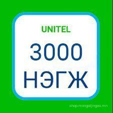 Юнител 3000 нэгж
