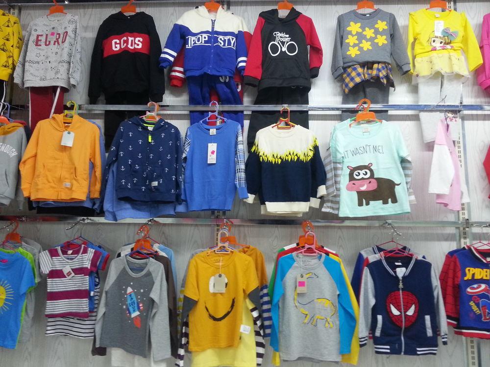 Хүүхдийн хувцасны худалдаа