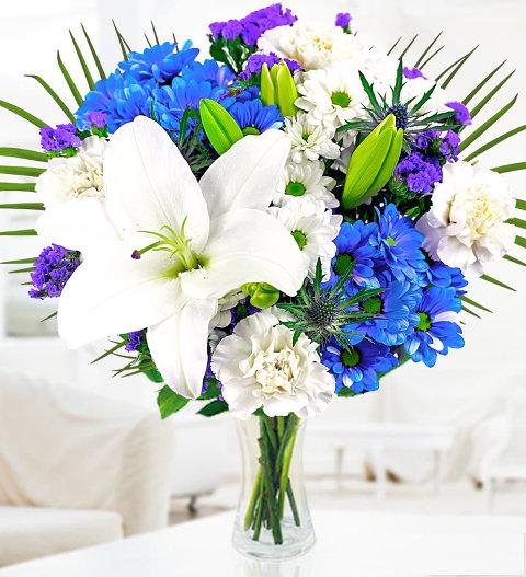 1 Давхар бэлэг дурсгал цэцгийн баглаа