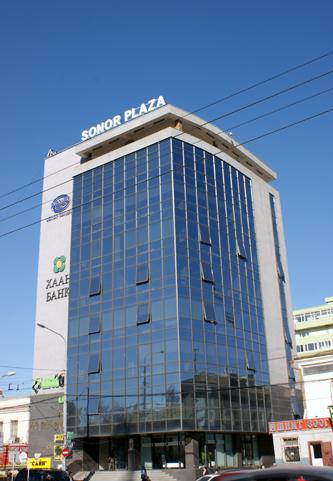 Sonor Plaza