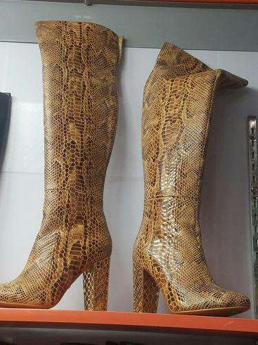Урт түрийт арьсан гутал