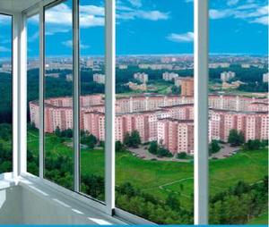 Болконы хаалт