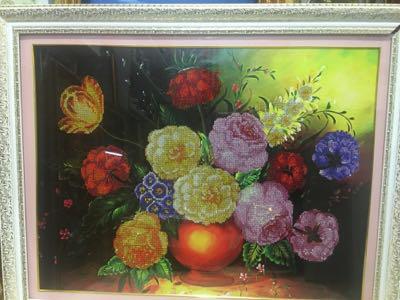 Шигтгээтэй цэцэг