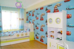 Хүүхдийн өрөөний обой