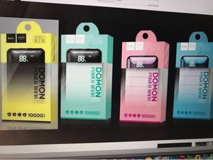 hoco 10.000 mah power bank