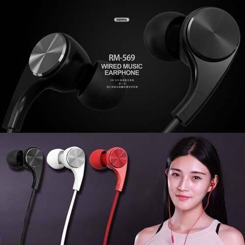 """REMAX brand-ийн шинэ загварын """"RM-569"""" чихэвч"""