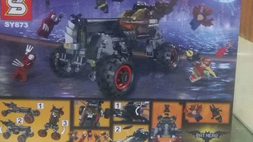 Lego nick knichts