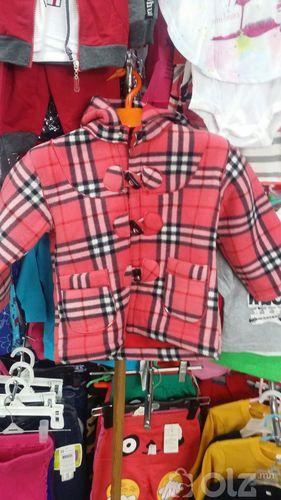 Хүүхдийн пальто