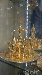 Туркийн алтан шүрмэл сувенир