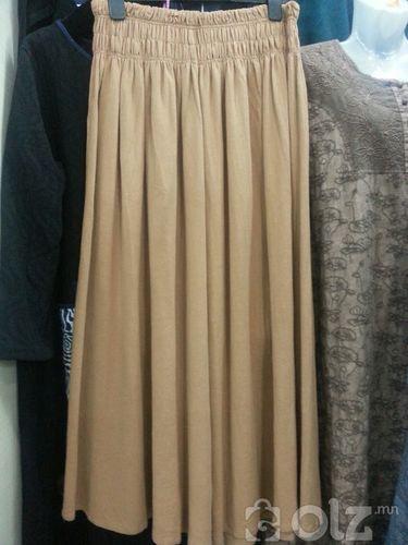 Урт тааран юбка