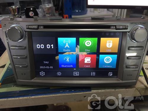 Toyota Camry DVD , Usb , SD card (Memory card) FM-тэй