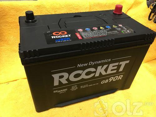 Rocket 90Ah Аккумулятор (R)