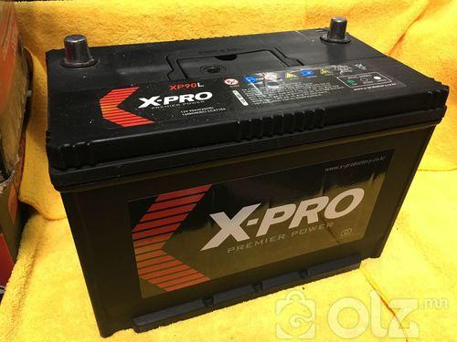XPro 90Ah Аккумулятор (L)