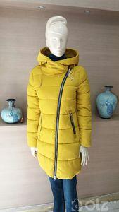 Өвлийн загварын куртка